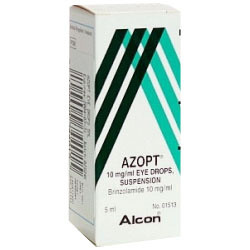 Azopt Eye Drop 1%(5 ml)