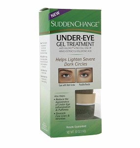 Under Eye Gel (Lightens Dark Circles) 20gm