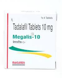 Megalis 10mg