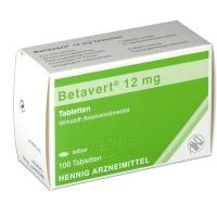 Betavert Tablets