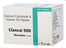 CalCal – 250mg