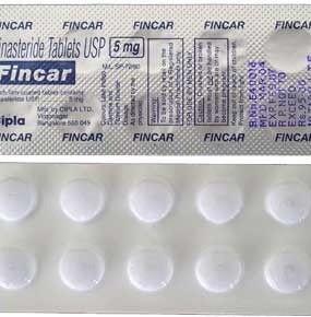 Fincar – 5mg