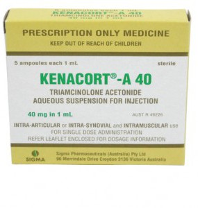 Kenacort Injection 40mg /1ml