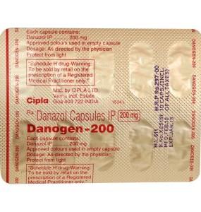 Danogen – 200 mg