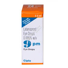 9 PM Eye Drop – 2.5ml (0.005%)