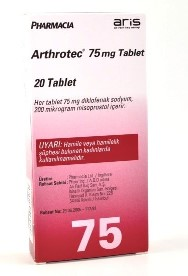 Arthrotec – 75mg/200mcg