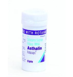 Asthalin 200mcg Rota