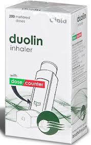 Duolin Inhaler – 50 mcg + 20 mcg