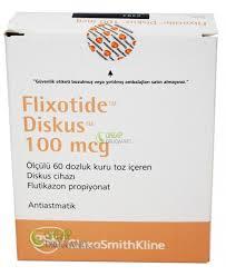 Flixotide Discus – 100 mcg