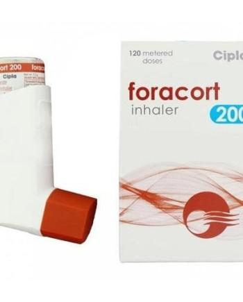 Foracort 6+400mcg Inhaler