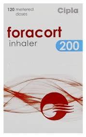 Foracort Inhaler – 6/200 mcg