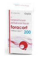 Foracort Rotacaps – 200 mcg + 6 mcg