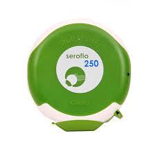 Seroflo Multi Haler – 50mcg + 250 mcg