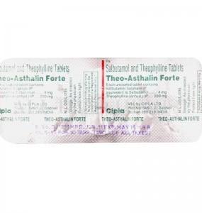 Theo Asthalin – 4mg+200mg