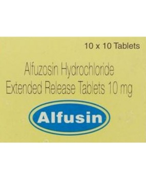Alfusin 10mg