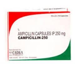 Campicillin 250mg