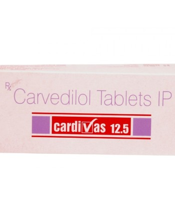 Cardivas-12.5mg