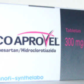 CoAprovel 300+12.5mg
