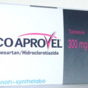 CoAprovel 300+12.5mg