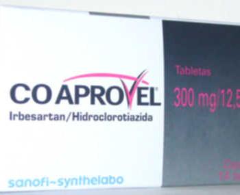 CoAprovel-300+12.5mg