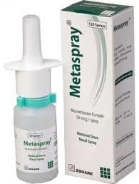 Metaspray 50mcg
