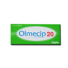 Olmecip-20mg