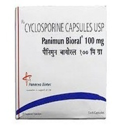 Panimum Bioral 100mg