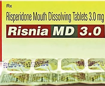 Risnia-3mg