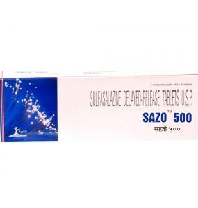 Sazo EN 500mg