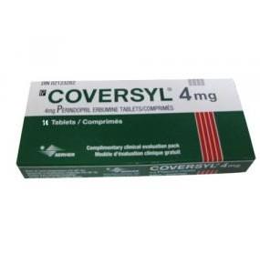 Coversyl 4mg
