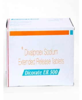 Dicorate ER 500mg