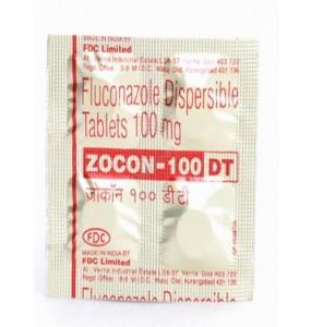 Zocon DT 100mg