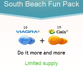 South Beach Fun Pack