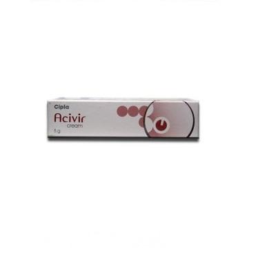 Acivir Cream – 10 gm