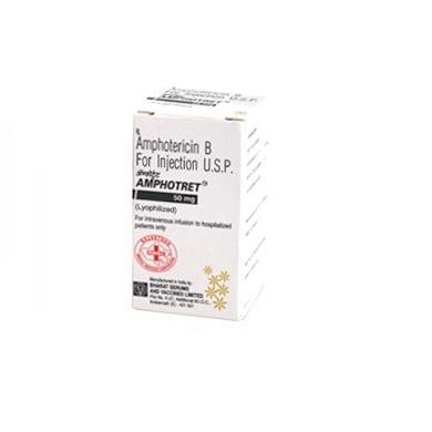 Amphotret Inj – 50 mg