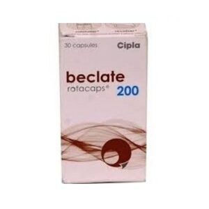 Beclate Rotacaps 200 mcg