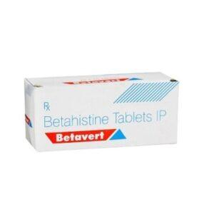 Betavert 8 mg Tablets