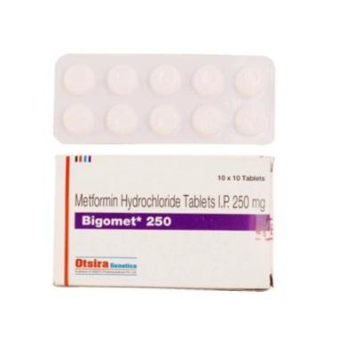 Bigomet 250 mg