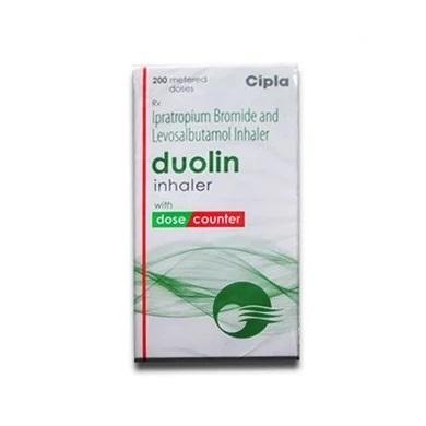 Duolin-Inhaler50/20 mcg