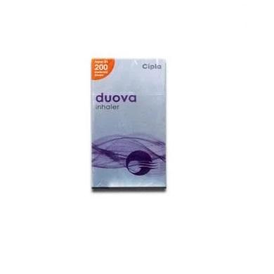 Duova-Inhaler 9mcg + 6mcg