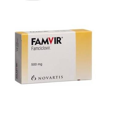 FAMVIR 500MG