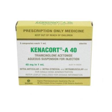 Kenacort Injection 40mg 1ml