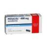 MESACOL 400MG