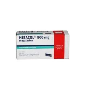 MESACOL 800 MG
