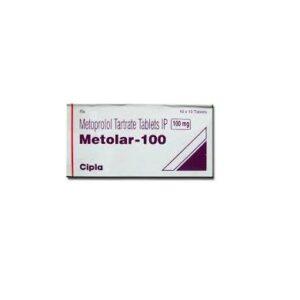 Metolar 100mg
