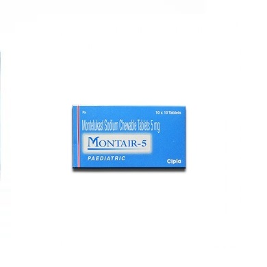 Montair Chewable Tablets – 5mg