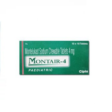 Montair Chewable Tablets