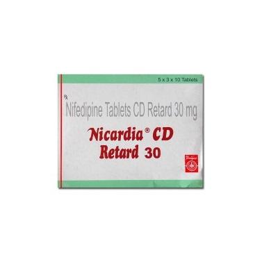 Nicardia-CD 30 MG