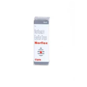 Norflox Eye Drop – 0.3%