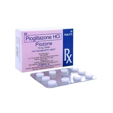 PIOZONE 15MG